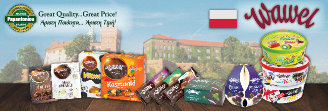 Wawel Chocolates